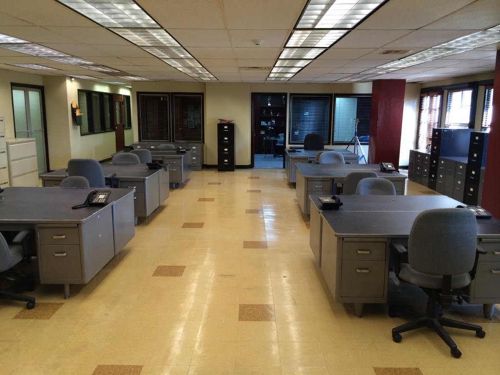 Police Stations Herald Examiner Los Angeles Filming Location
