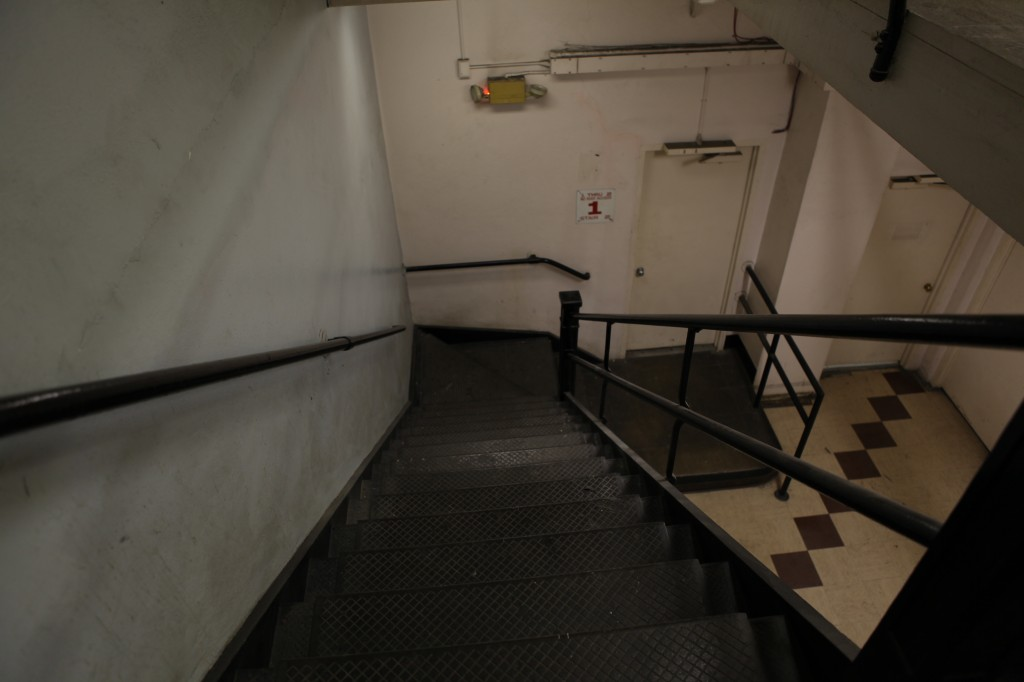 Apartment-Office-Emergency-Stairs-Los-Angeles-Filming-Location-Herald-Examiner
