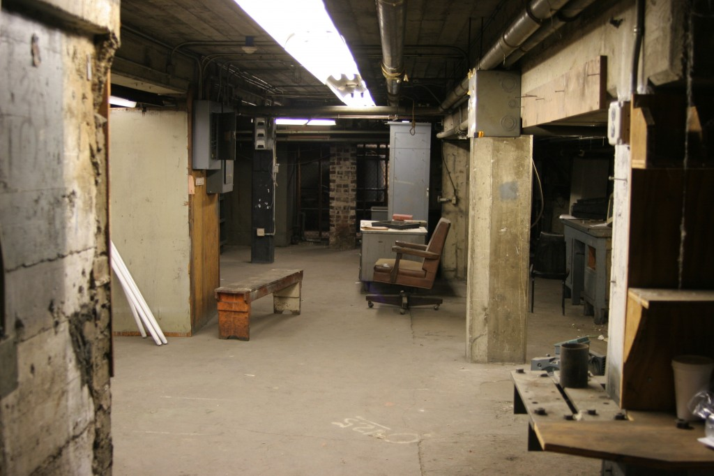 Basement-Work-Area-Janitor-Apartment-Storahe-Tunnel-Los-Angeles-Filming-Location-Herald-Examiner