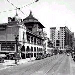 Herald Examiner 1939 picture from the street