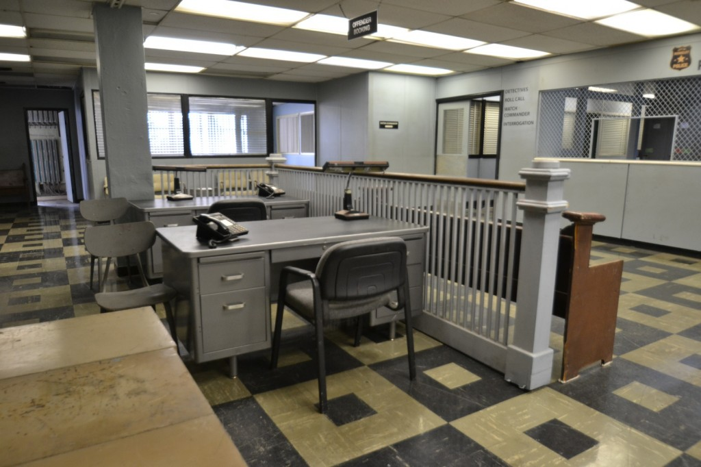 Police-Station-Desks-Los-Angeles-Filming-Location