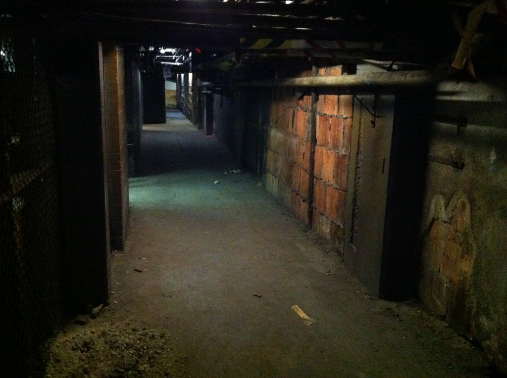 Warehouse-Basement-Tunnels-Los-Angeles-Filming-Location